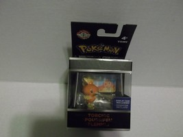 Pokemon Torchic Trainer's Choice 1 Collectible Figure in Display Case NIP - $12.74