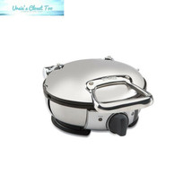 All-Clad WD700162 Stainless Steel Classic Round Waffle Maker with 7 Brow... - €139,30 EUR