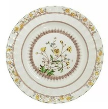 """Copeland Spode England Buttercup Dinner Plate 1 Count 10.5"""" Round Scallo... - $39.19"""