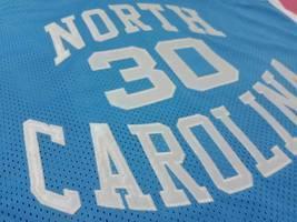 Kenny Smith North Carolina Tar Heels College Jersey Any Size Free Wwjd Bracelet - $29.99