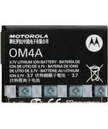 Original OEM Standard Battery OM4A for Motorola Gleam EX210 EX212 EX211 ... - $14.84