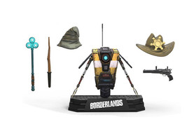 Claptrap Deluxe Edition Figure from Borderlands 13042 - $50.88