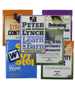 Book Bundle Business Learn to Earn Stress Control Productivity Power - $19.97