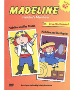 Madelines Adventures (DVD, 2003)-Brand New/Sealed - $6.44