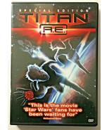 Titan A.E. DVD Special Edition Don Bluth Matt Damon Bill Pullman As New ... - $8.95