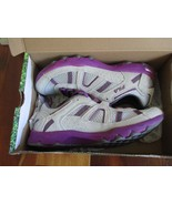 BNIB Fila Zipline Women's Running Shoes , grey/purple, size 7, $59.99 - $39.59