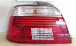 2001 2002 2003 Bmw 5 Series 525i 530i 540i Lh Driver Tail Light W/ Led Oem - $116.40