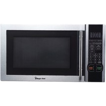 Magic Chef(R) MCM1110ST 1.1 Cubic-ft, 1,000-Watt Microwave with Digital ... - $198.37