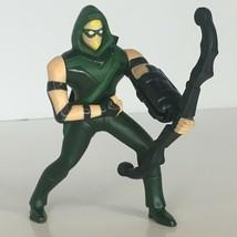 McDonald's Happy Meal Toy Green Arrow Justice League DC Comics Action Figure - $4.99