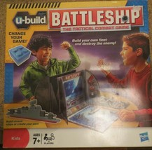 Hasbro U-Build Battleship Game - $12.00