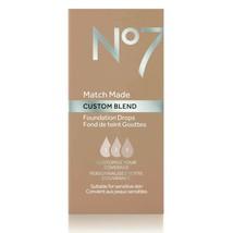 No7 Honey Match Made Custom Blend Foundation Drops 15ml New - $7.84