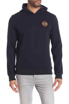 $149 Scotch & Soda ,Reversible Hoodie, Navy, Size XL - $89.07