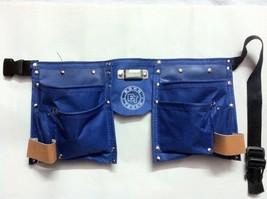 10 Pocket Kids Tool Pouch Bag Belt - Blue - $23.95