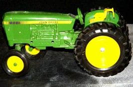 Green Die-Cast Model John Deere Tractor #584 ERTL USA AA19-1616 Vintage