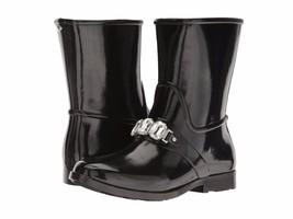 MICHAEL Michael Kors Leslie Rain Bootie Black $150.00 Mult Sz - $99.99