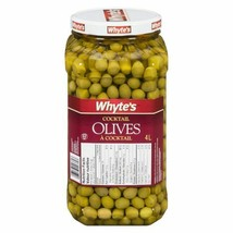 Cocktail Olives - 1 Boxes----Each Box Is 1 X(17.6LB) - $47.74