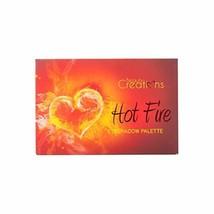 Beauty Creations Hot Fire Eyeshadow Palette - $9.75