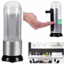 Automatic Induction Soap Dispenser Bathroom Auto Sensor Liquid Sanitizer... - $21.82