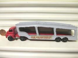 Matchbox 1957 Accessory Pack A2A Red Cab +Grey Trailer Bedford Car Trans... - $296.95