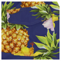 Men's APTRO Swim Trunks Summer Pineapple Beachwear Long Board Shorts - 4XL image 6