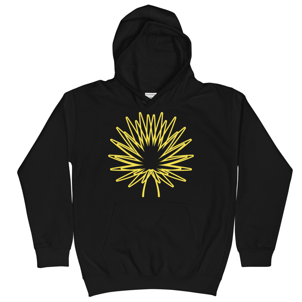 Primary image for Free Spirit - Leaves - Kids Hoodie