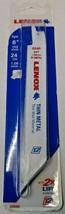 "Lenox 20568 6"" x 24 TPI Bi-Metal Thin Metal Reciprocating Saw Blades 5 Pack USA - $6.44"