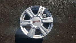 14 15 16 17 Gmc Terrain 17X7 6 Spoke Alloy Wheel Opt Rtn 5642 - $124.38