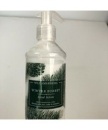 Williams Sonoma Winter Forest Hand Lotion with Essential Oils Pine Cedar - $16.82