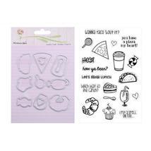 (16)1set Cute Rabbit/Mouse/Party Metal Cutting Dies Stencil Scrapbooking... - $18.00