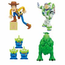 Disney Pixar Toy Story MIKKE! Mini Figure Collection - Complete Set of 4 - $31.90