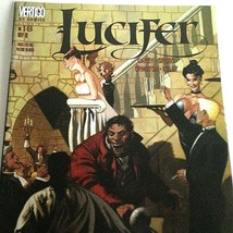 Lucifer DC Vertigo Comic Book Issue 18 Nov. 2001 A Dalliance w/The Damne... - $12.62