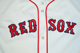 Boston Red Sox Majestic #3 MLB Baseball Jersey Home Team Youth XL Made in USA - $39.48