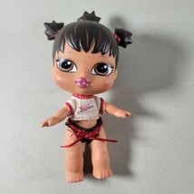 "Bratz Babyz Doll Plastic Molded Hair Tshirt Says Miss Understood Size 5"" - $14.35"