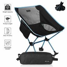 HCcolo 【Upgrade Non-Slip Feet Camping Chair-Lightweight Folding Camping ... - $36.08