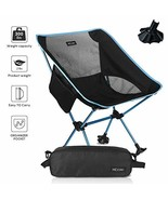 HCcolo 【Upgrade Non-Slip Feet Camping Chair-Lightweight Folding Camping ... - $36.08