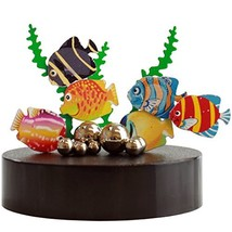 IQ Toys Magnetic Sculpture Desk Accessory (Fish Tank) - $15.76
