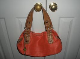 FOSSIL  fabric shoulder women  BAG - $24.74