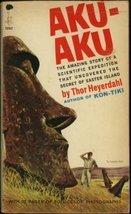 Aku-Aku: The Secret of Easter Island [Mass Market Paperback] [Jan 01, 19... - $44.55