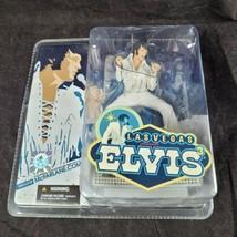McFarlane Toys Elvis Presley Live In Las Vegas Figure New 2004 - $26.99