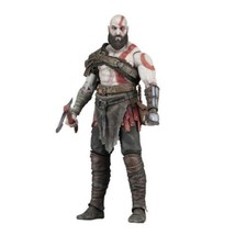 Neca God of War 4 Kratos PVC Toys Action Figure FIGURINE Collectible Mod... - $36.72