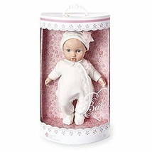 You & Me Baby So Sweet 16 inch Nursery Doll Blonde with Blue Eyes in White - $54.73