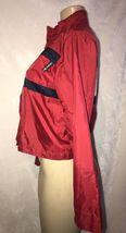 Vintage 90s TOMMY Jeans  HILFIGER Big Flag Logo Nylon Crop Jacket Colorblock S image 6