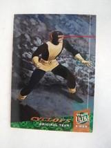 1993 Fleer Ultra X-Men Trading Card # 97 Original Team Cyclops - $0.95