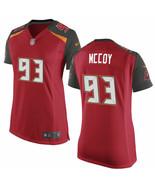 NIKE NFL Tampa Bay Buccaneers Gerald McCoy #93 Women On Field XL Jersey ... - $52.33