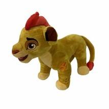 "Disney Store Jr Lion Guard Kion 14"" Plush Stuffed Animal Simba's Son Soft  - $17.75"