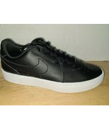 Nike Courtblanc Sport Shoes Women's Size 7.5 Black - $64.34