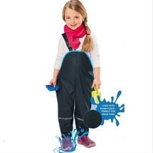 Rain Kids Pants And Splashy Waterproof Windproof Girls Boys Outdoor Trou... - $16.39+