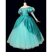 The Little Mermaid Princess Ariel Dress for Adults Blue color Park Version - $229.00