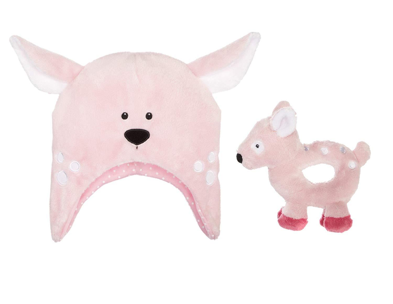 Dreams Deer Hat And Rattle Set Cute and 50 similar items