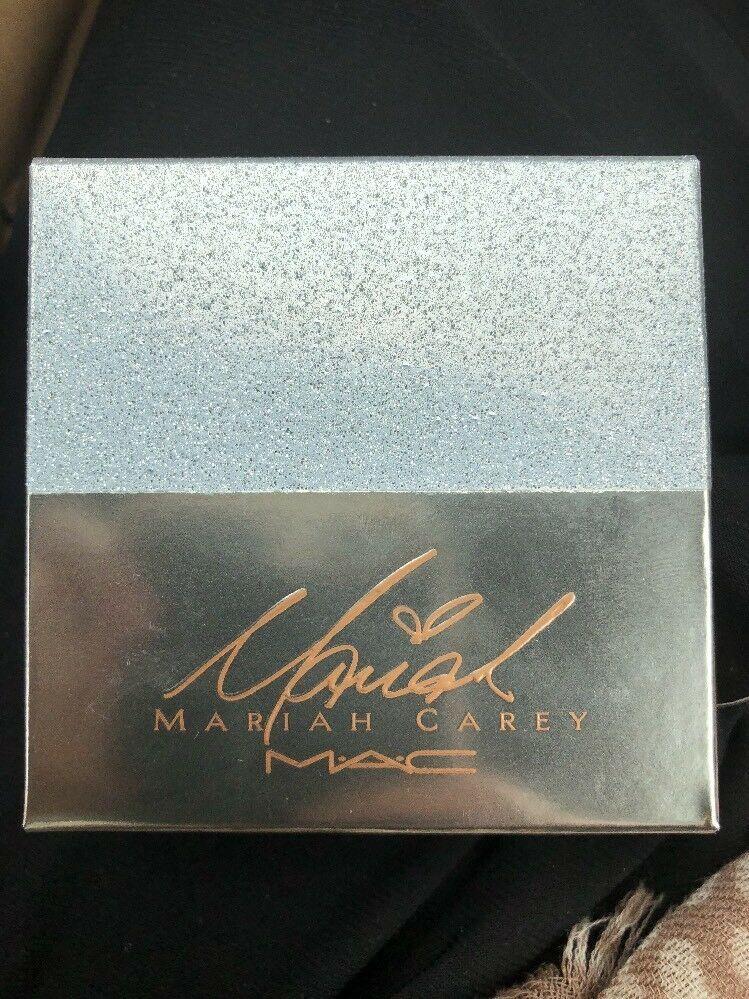 MAC  Mariah Carey My Mimi Extra Dimension Skinfinish 035 oz. Full Size, NIB image 2